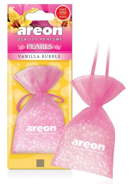 Vanilla Bubble ABP08 – Areon Pearls Car Air Freshener
