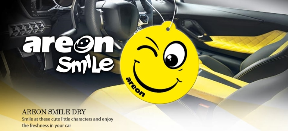 New Car ASB02 – Areon Smile Toy
