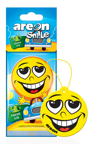 Fresh Air ASD18 – Areon Smile (pack of 3)