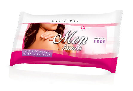 Hands MM01 – Wet Wipes (Pack of 3)