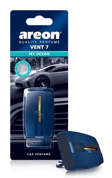 My Ocean V705 – Areon Vent 7 Car Air Freshener Vent Clips (pack of 12)