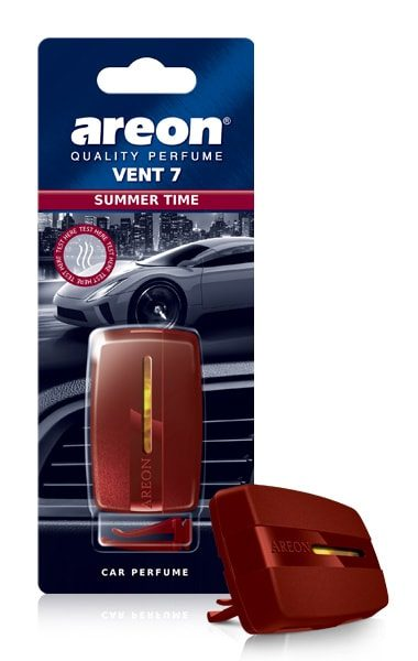 Summer time V703 – Areon Vent 7 Car Air Freshener Vent Clips (pack of 12)