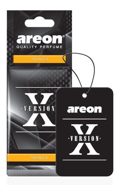 Vanilla AXV02 – Areon X Version Hanging Best Car Air Freshener