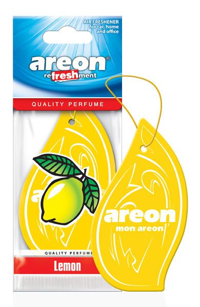 Lemon MKS12 – Areon Mon Hanging Car Air Freshener (pack of 3)