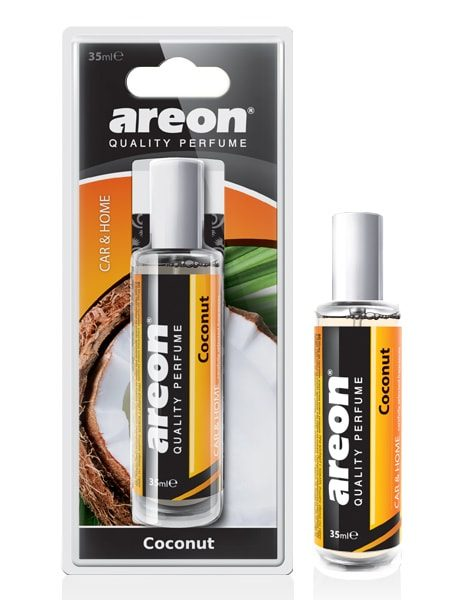 Coconut PFB21 – Areon Perfume 35ml Blister (pack of 12)