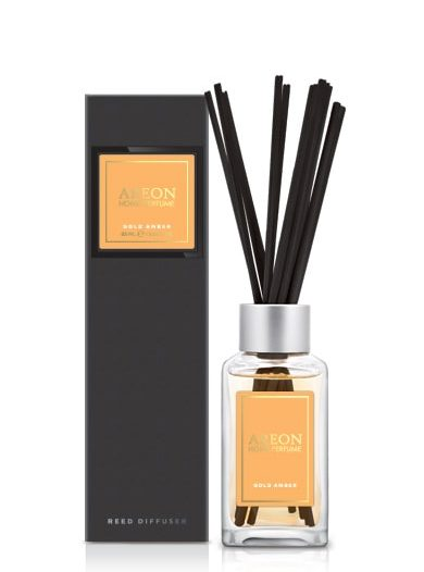 Home Fragrance Reed Diffuser Gold Amber PSL07