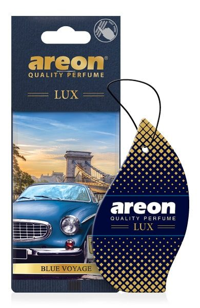Blue Voyage AL02 – Areon Lux Car Air Freshener