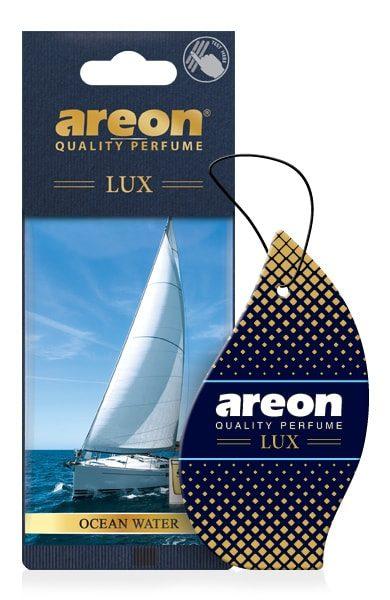 Ocean Water AL03 – Areon Lux Car Air Freshener