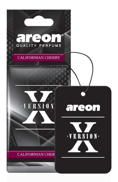 Californian Cherry AXV08 – Areon X Version Hanging Best Car Air Freshener