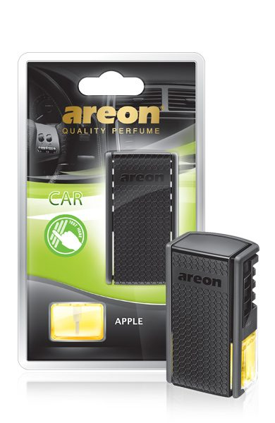 Apple ACB03 Areon Car Air Freshener Vent Clips (pack of 12)