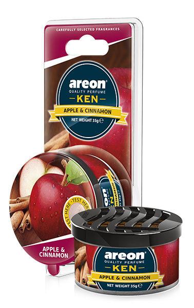 Apple & Cinnamon AKB08 – Areon Ken Blister