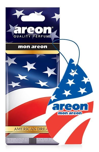American Dream MA41 – Areon Mon Hanging Car Air Freshener