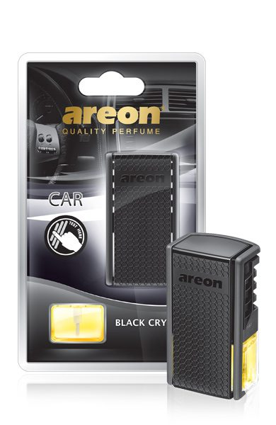 Black Crystal ACB02 Areon Car Air Freshener Vent Clips (pack of 12)