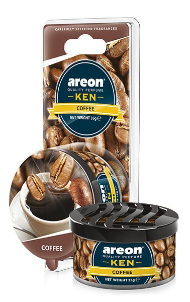 Coffee AKB09 – Areon Ken Blister (pack of 3)