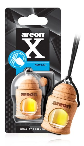 New Car FRXV05 Areon Fresco Car Air Freshener (pack of 3)