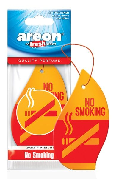 No Smoking MKS08 – Areon Mon Hanging Car Air Freshener (pack of 3)