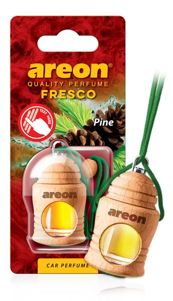 Pine FRTN01 Areon Fresco Car Air Freshener (pack of 12)
