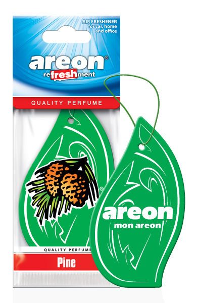 Pine MKS16 – Areon Mon Hanging Car Air Freshener (pack of 3)