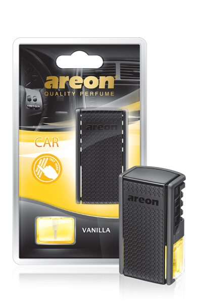 Vanilla ACB06 Areon Car Air Freshener Vent Clips (pack of 3)