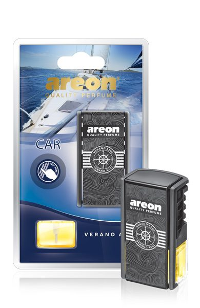 Verano Azul ACB13 Areon Car Air Freshener Vent Clips (pack of 3)