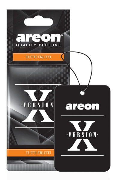 Tutti Frutti AXV07 – Areon X Version Hanging Best Car Air Freshener