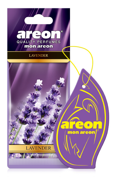 Lavender MA49 – Areon Mon Hanging Car Air Freshener (pack of 3)