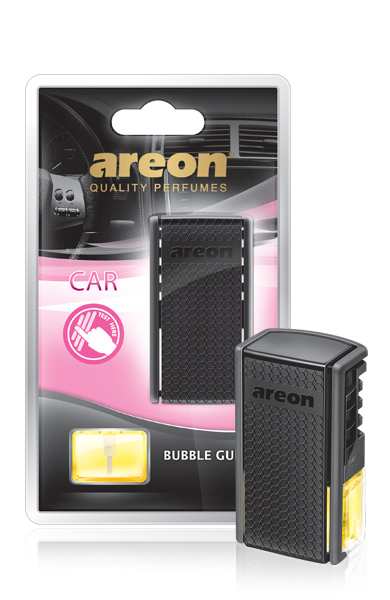 Bubble Gum ACB05 Areon Car Air Freshener Vent Clips