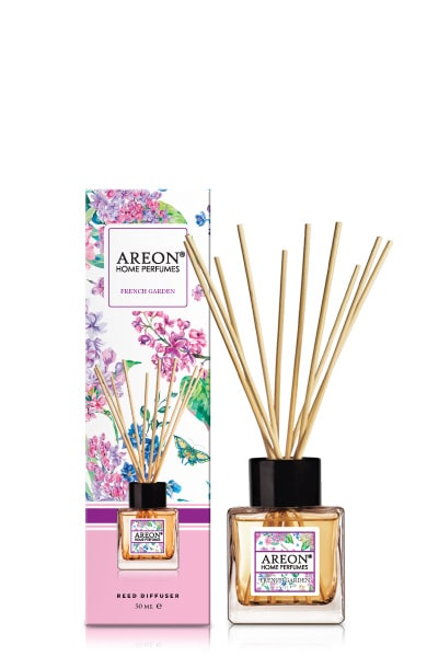French Garden BHP01 – Home Fragrance Reed Diffuser 50ml (pack of 3)