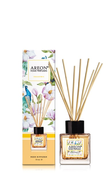 Osmanthus BHP02 – Home Fragrance Reed Diffuser 50ml