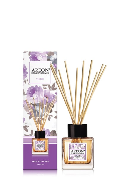 Violet BHP04 – Home Fragrance Reed Diffuser 50ml (pack of 3)