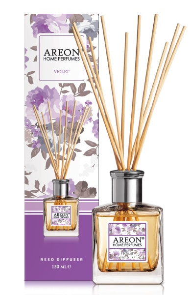 Violet HBO04 – Home Fragrance Reed Diffuser 150ml (pack of 3)