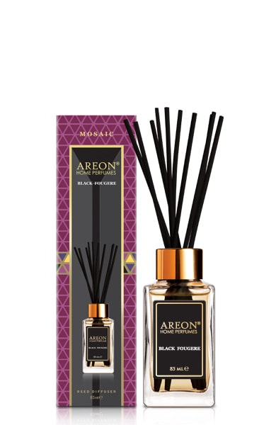 Black Fougere PSM05 – Home Fragrance Reed Diffuser 85ml (pack of 3)