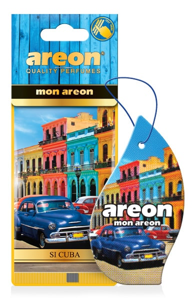 Si Cuba AL04 – Areon Lux (pack of 12)