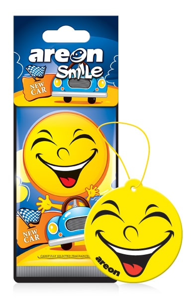 New Car ASD21 – Areon Smile